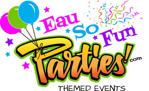 Eau So Fun Parties! logo