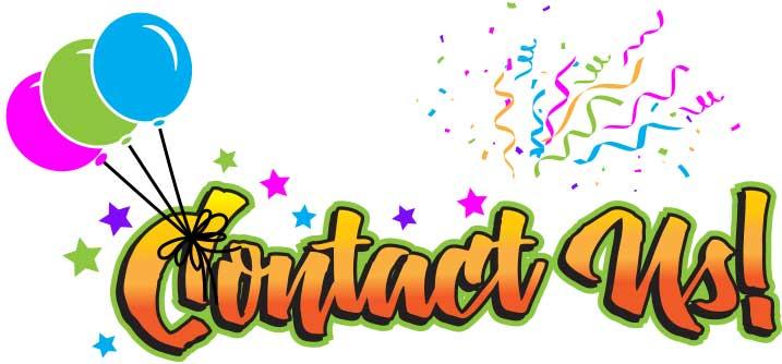 Contact Us! logo